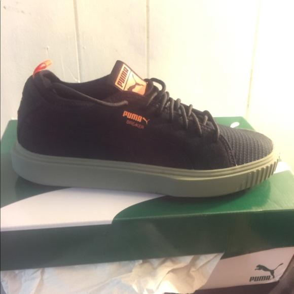 puma skateboarding shoes